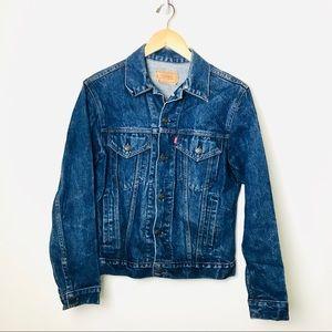 Levi's Vintage Denim Jean Jacket